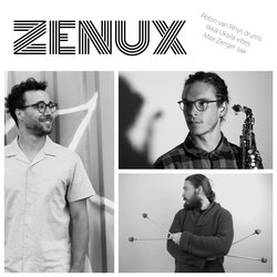 Monday Jazz Happening: Zenux